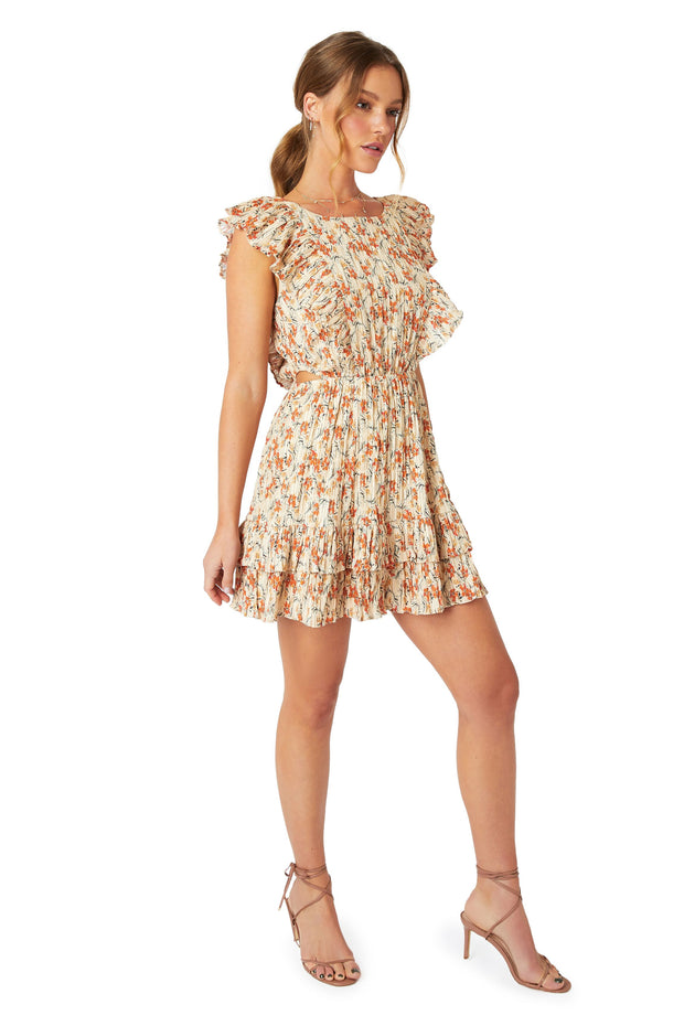 MinkPink Zahara Mini Dress