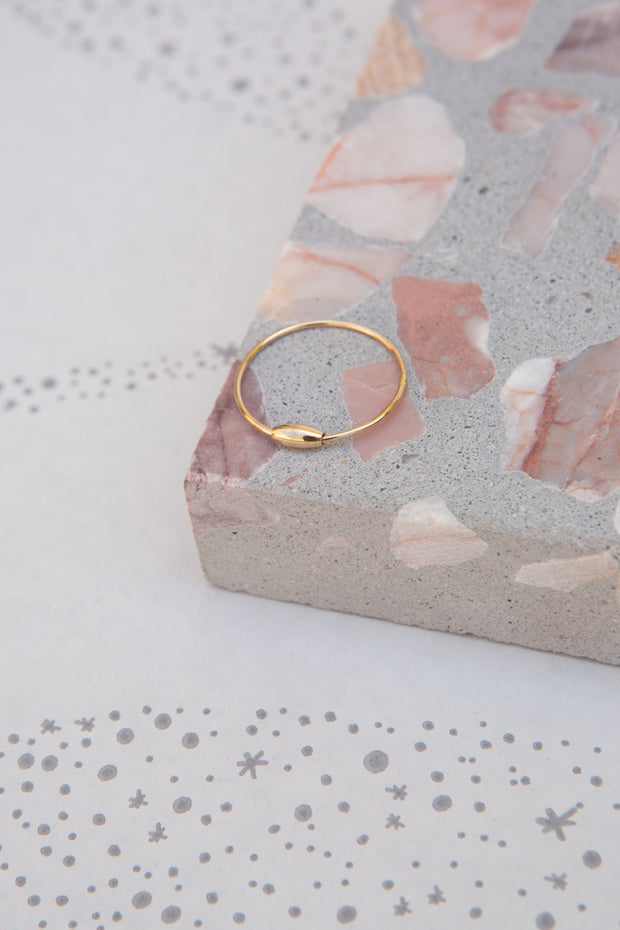Paradigm Small Oval Ring