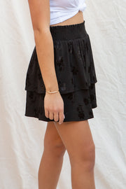 Saltwater Luxe Loretta Mini Skirt