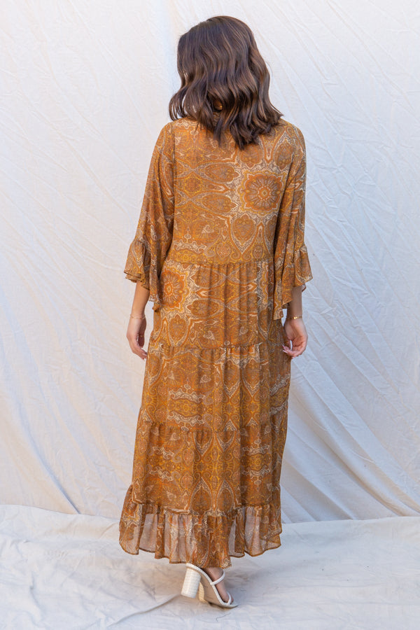 Show Me Your Mumu Viola Maxi Dress