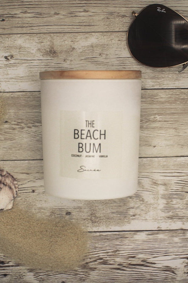 Soiree Beach Bum Candle