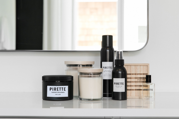 PIRETTE Small Soy Candle