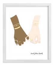 Emily Deiters x Laurenly Art Print