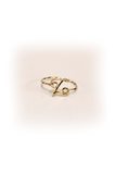 Initial Ring (Gold)