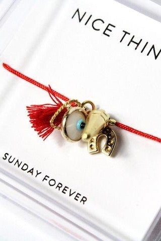 Sunday Forever All The Luck Bracelet