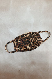 Face Mask in Nala Leopard
