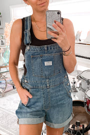 Levi's Vintage Shortall in Free Ride