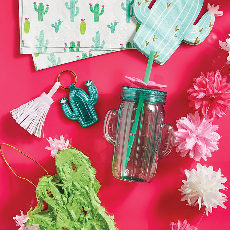 Slant Collections Cactus Napkins