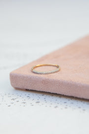 Adina Reyter Pavé Band Ring