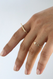 Amarilo 'XO' Ring