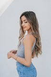 AMVI Halter Tank in Grey