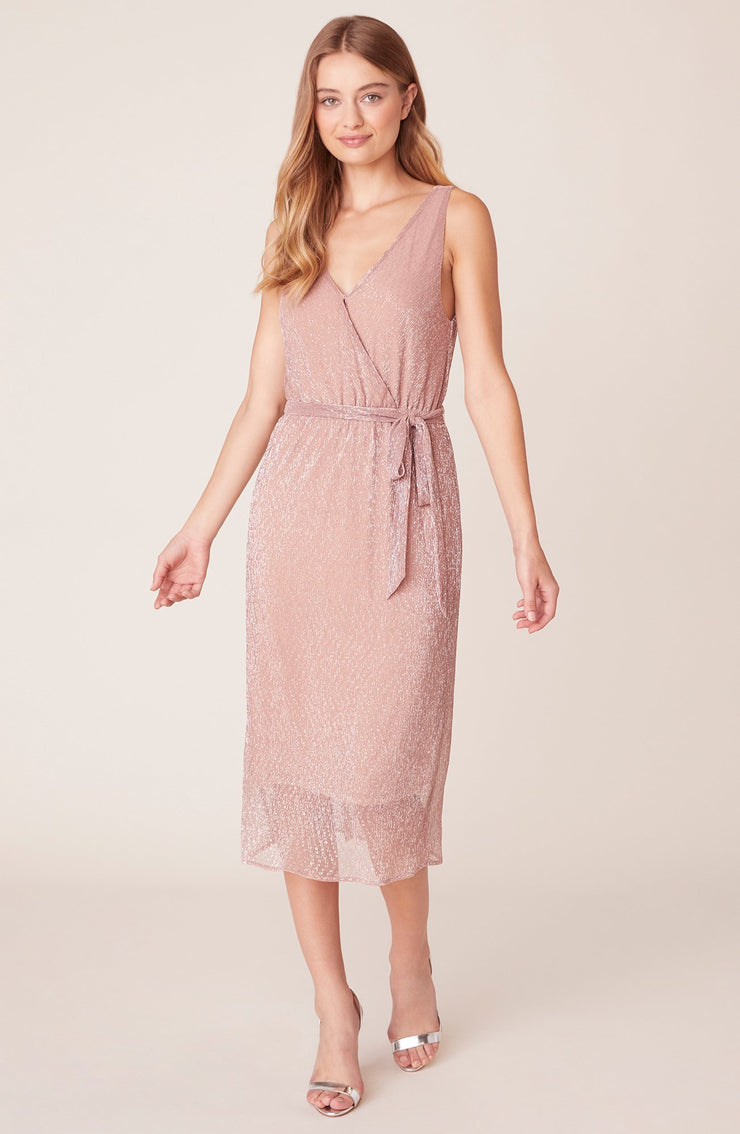 BB Dakota Love To Love You Midi Dress