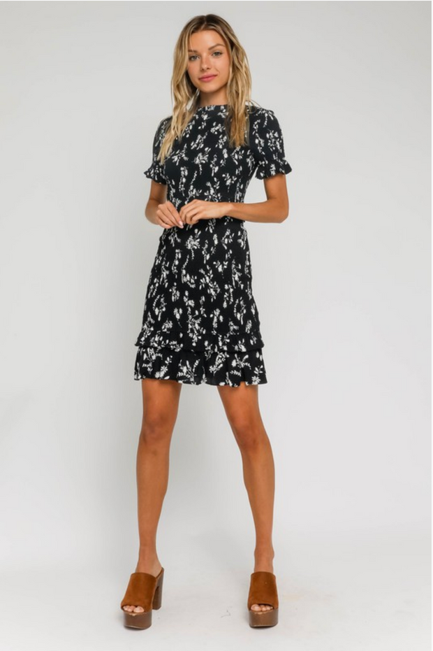 Olivaceous Kennedy Dress