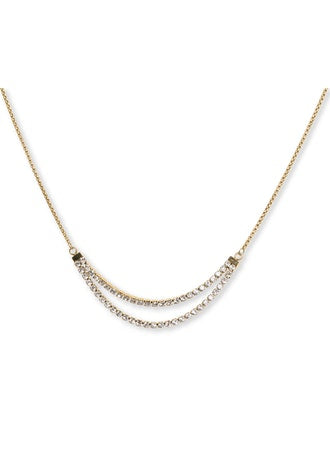 Bracha Ava Cubic Zirconia Necklace