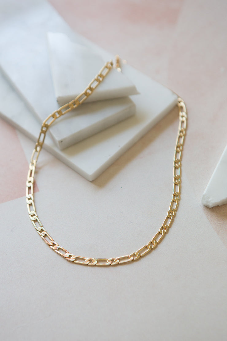 Bracha Bossy Chain Necklace