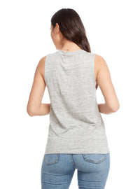 Chaser Seamed Back Muscle Tank