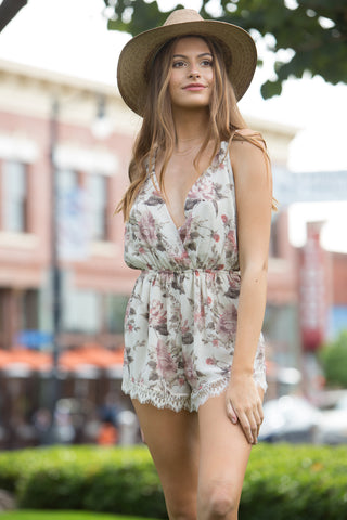 CJ Cruz Freshly Picked Romper