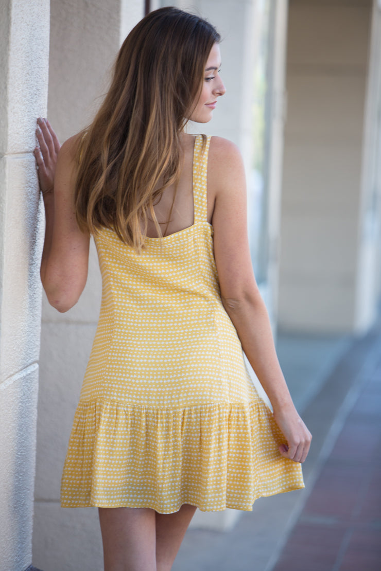 CJ Cruz Lemonade Dress