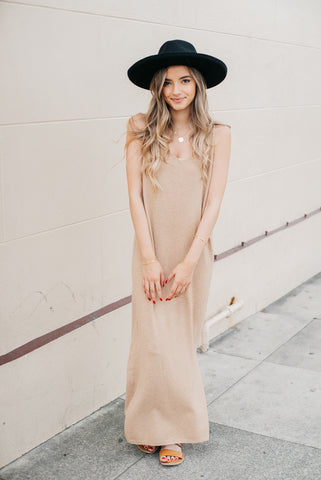 CJ Cruz Saguaro Maxi Dress