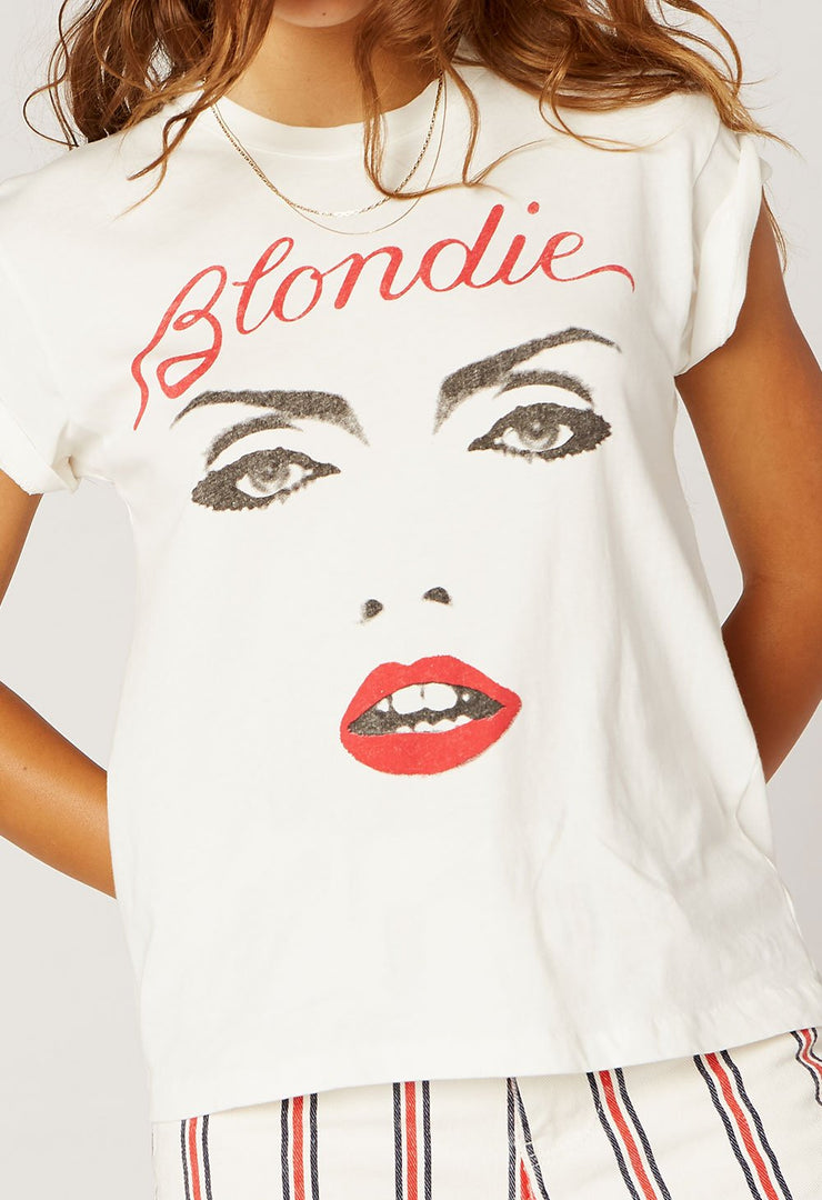 Daydreamer Blondie For Your Eyes Only Tour Tee