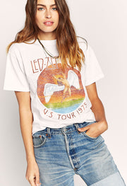 Daydreamer Led Zeppelin Tour 1975 Weekend Tee