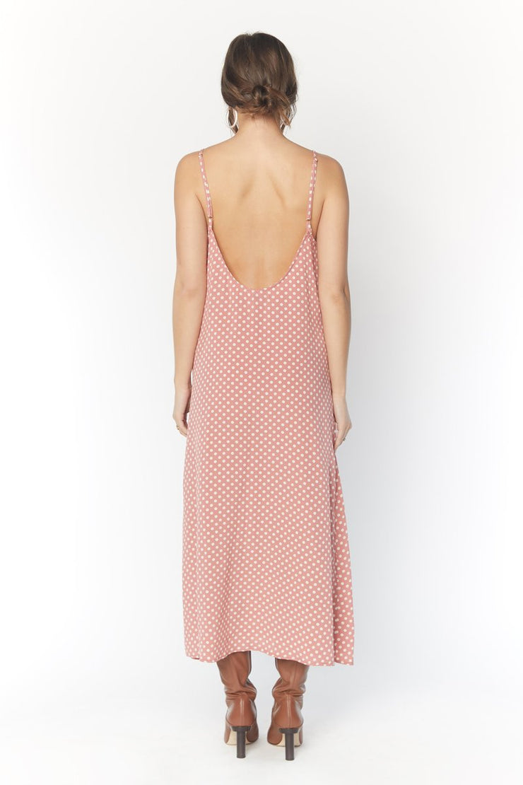 Flynn Skye Jeanette Slip Dress in Parisian Polka Dot