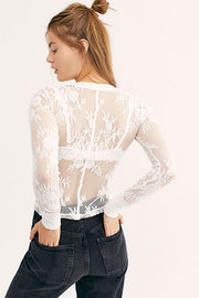 Free People Cool With It Layering Top