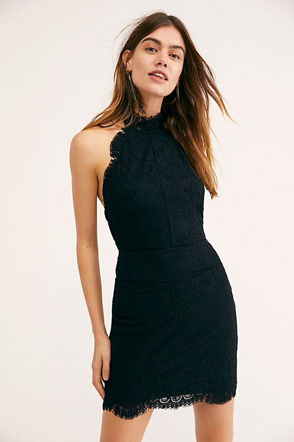 Free People Harper Lace Dress