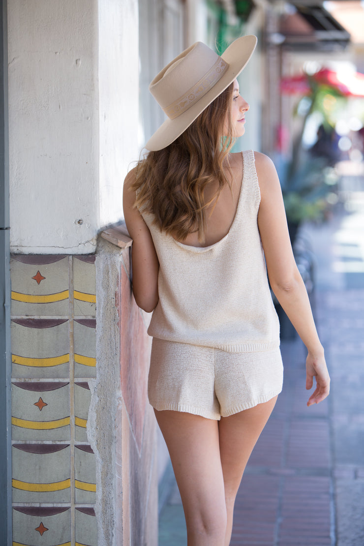 Guild Lyss Shorts in Ivory