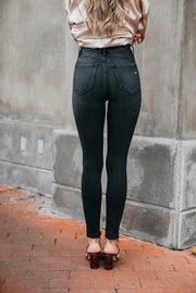 Hidden Taylor High Rise in Black