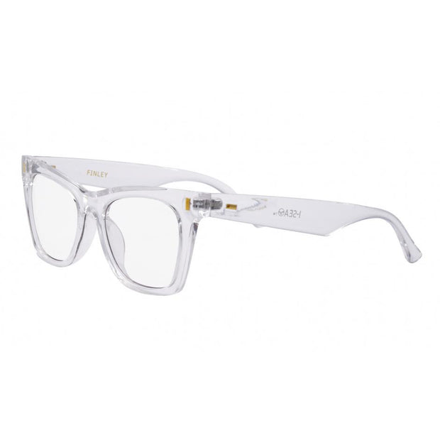 I-Sea Finley Blue Light Lens in Clear