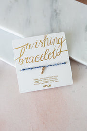 Kitsch Wishing Bracelet-Arrow