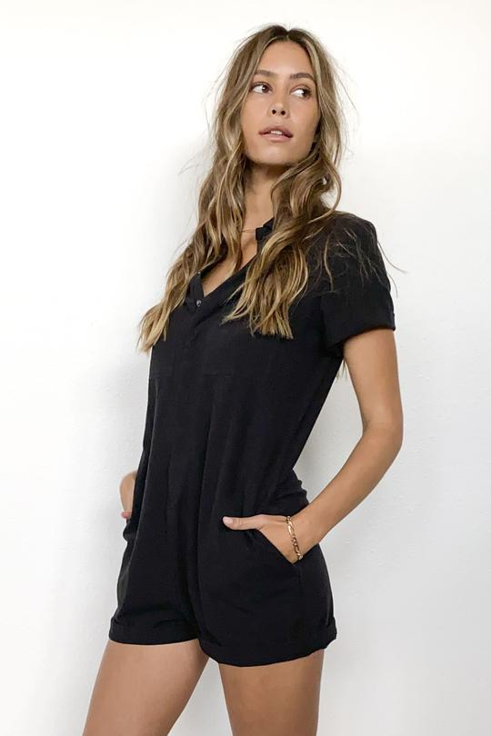 Knot Sisters Charlie Romper