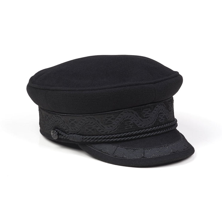 Lack of Color Riviera Cap in Black
