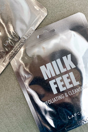 LAPCOS Milk Feel Exfoliating + Cleansing Pad