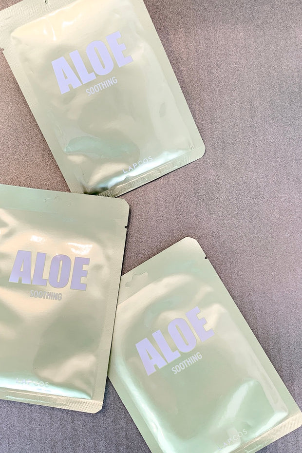 LAPCOS Aloe Face Mask