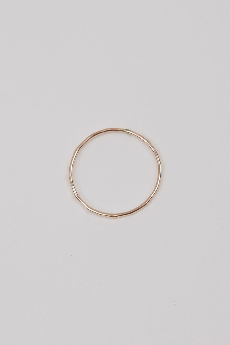 Silver + Gold Stacking Rings