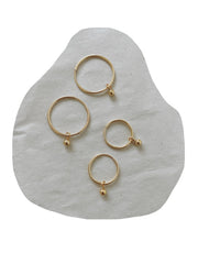 Marida Sphere Hoops