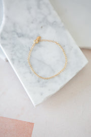Marida Curb Chain Bracelet