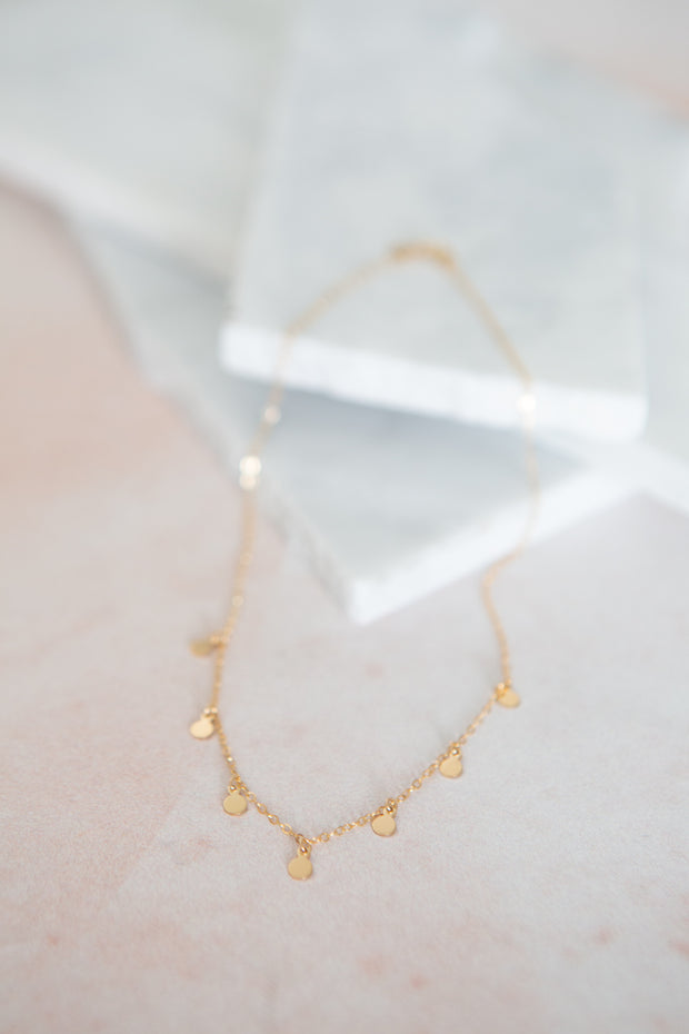 Marida Drip Necklace