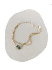 Marida Grace Bracelet in Labradorite