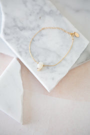 Marida Itty Bitty Bracelet in Opal