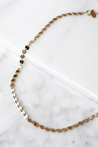 Marida Sequin Choker