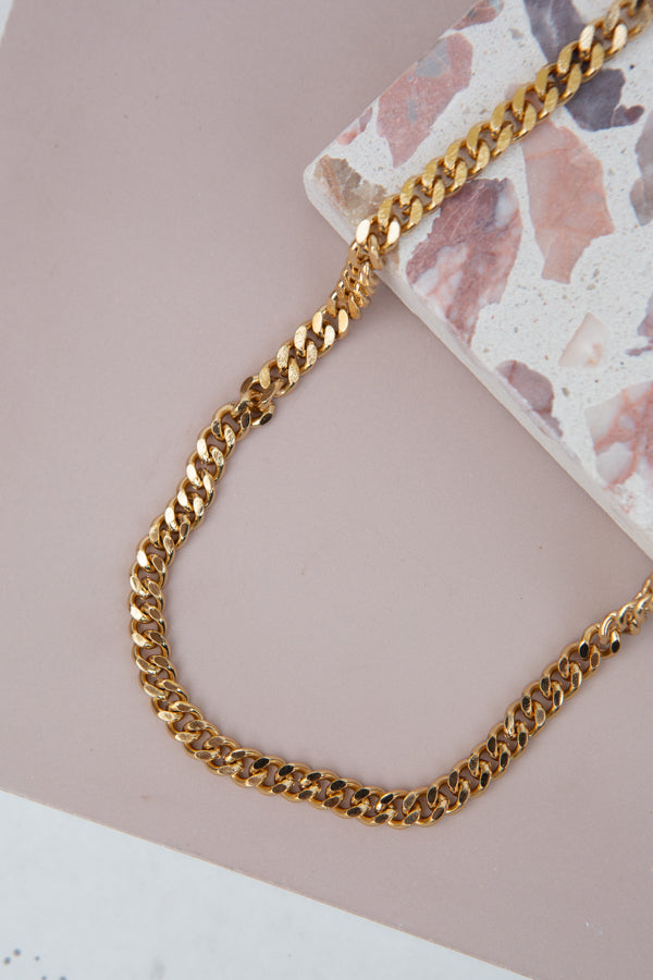 May Martin Elliot Chain Necklace