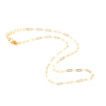 May Martin Link Chain Necklace
