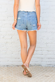Show Me Your Mumu Arizona High Waisted Shorts