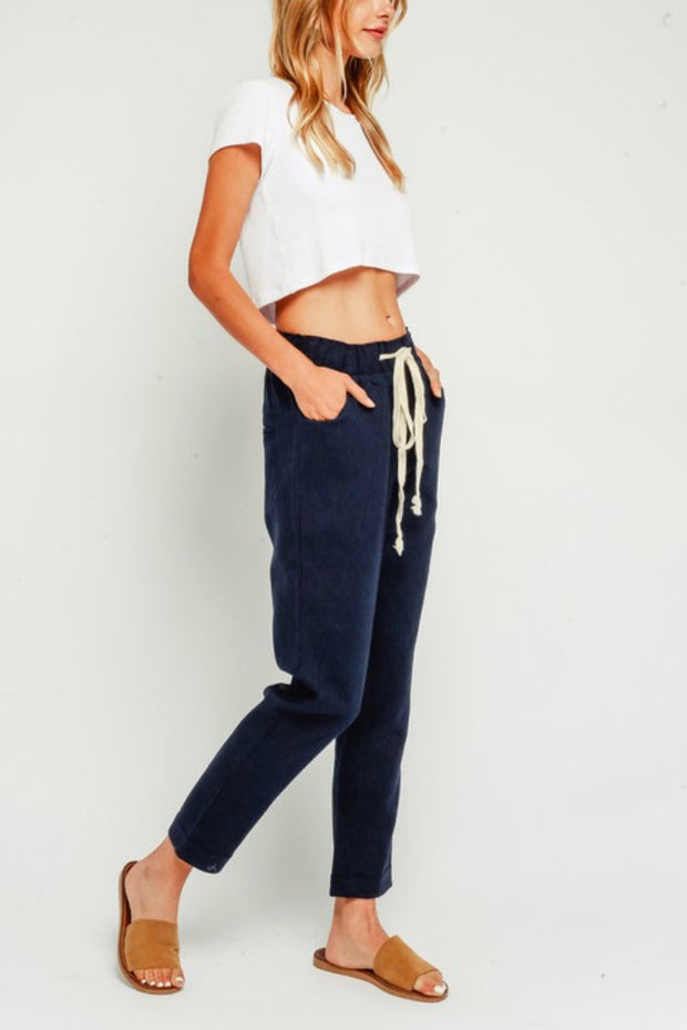 Olivaceous Isle Pants