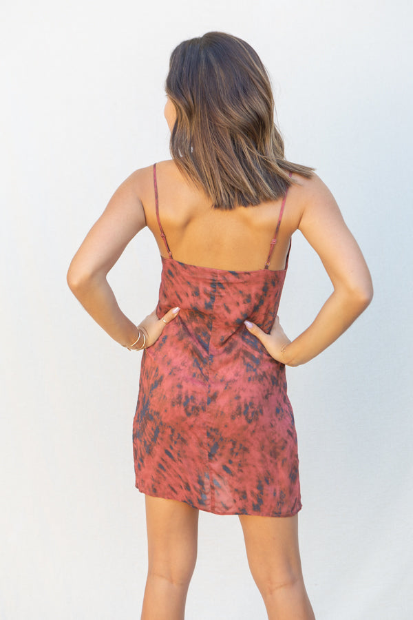 Olivaceous Kyleigh Dress