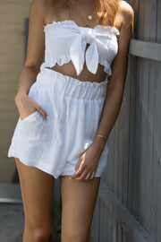 Olivaceous Milan Shorts
