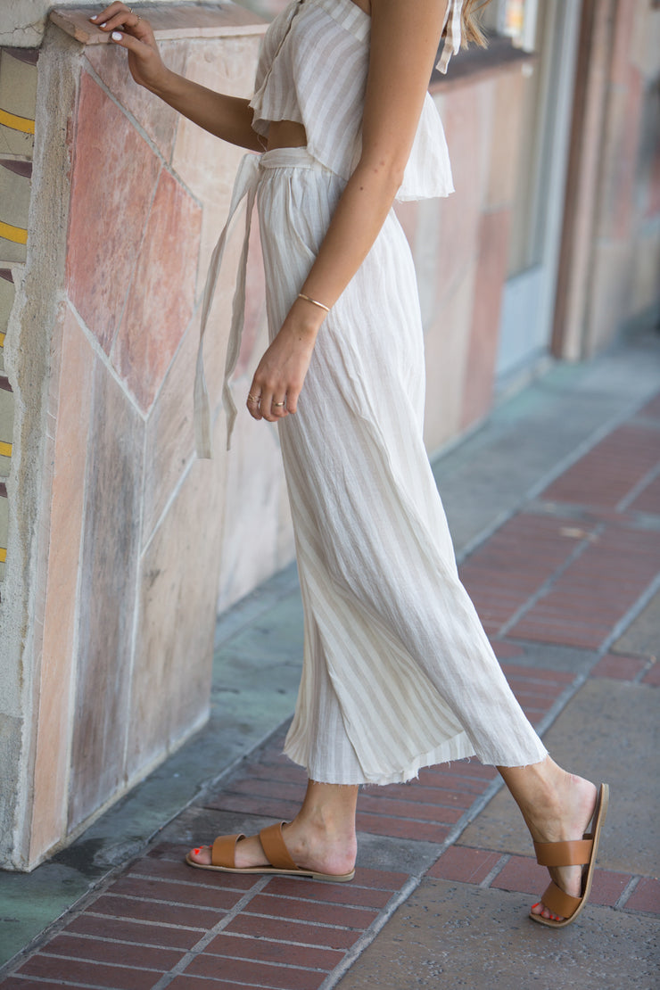 Olivaceous Salty Air Pants